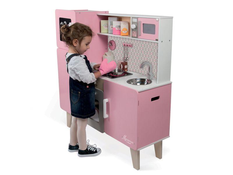 Drevené kuchynky Janod pre deti