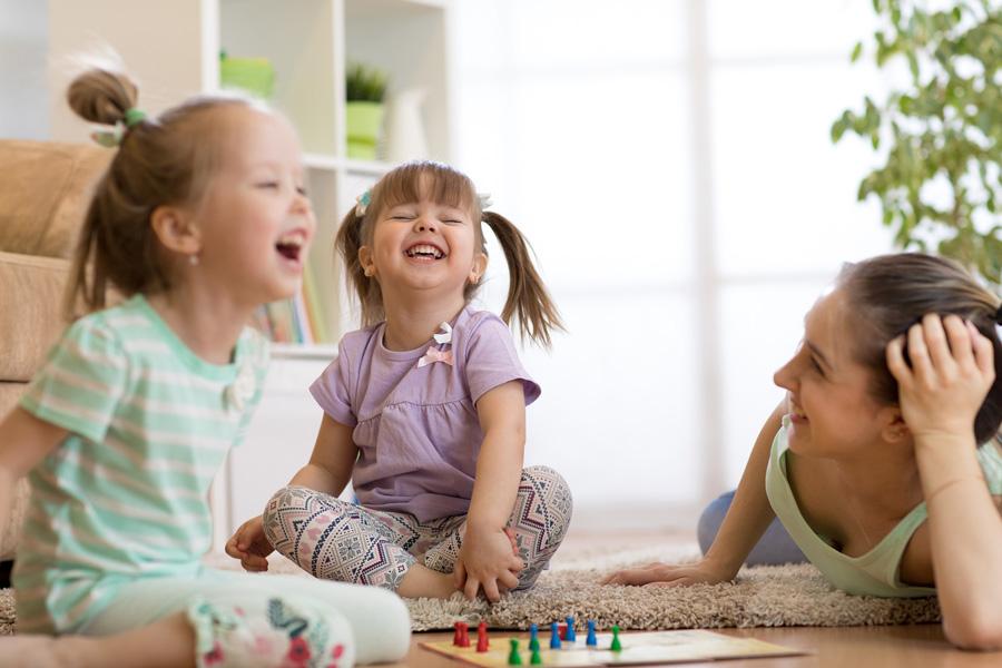 Hranie spoločenských hier má pozitívny vplyv na vývoj detí